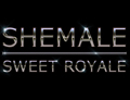 SHEMALE SWEET ROYALE