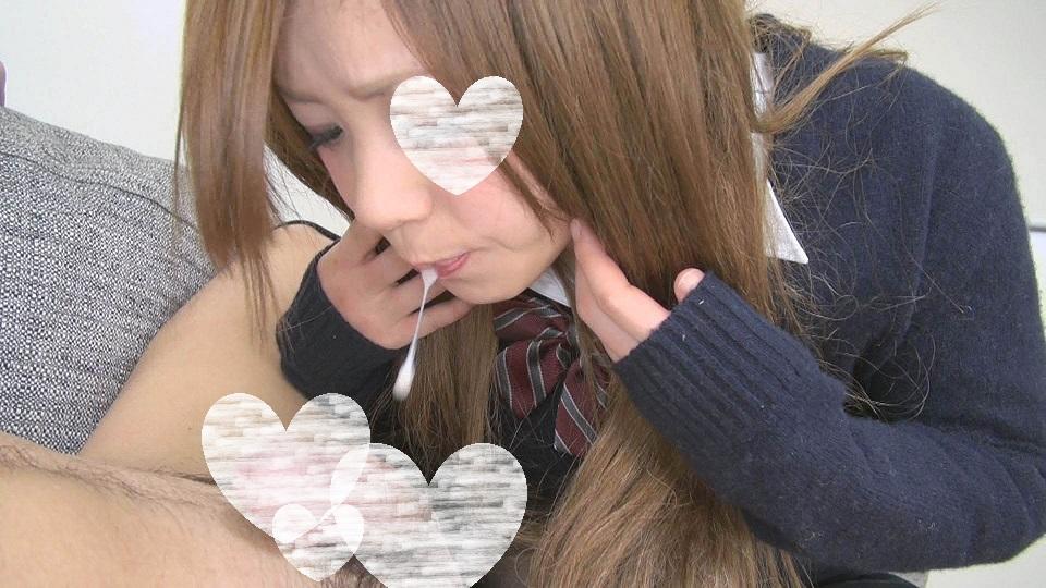 可愛い制服のまだまだ似合う女子大生のKちゃん:【制服動画】第6弾