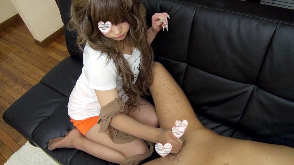 可愛い制服のまだまだ似合う女子大生のKちゃん:【個人撮影】第125弾