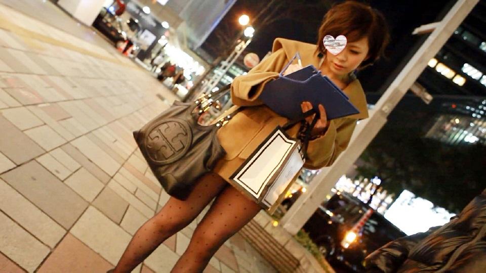 ナンパで捕獲したスケベ顔の大人っぽい美女:【個人撮影】限定版18